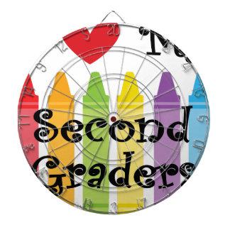 second grade teacher2 dartboard
