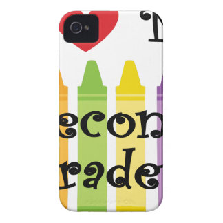 second grade teacher2 iPhone 4 cases