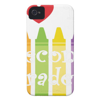 second grade teacher iPhone 4 covers