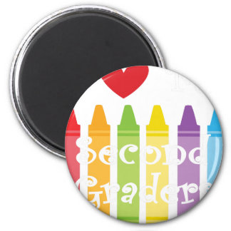 second grade teacher magnet