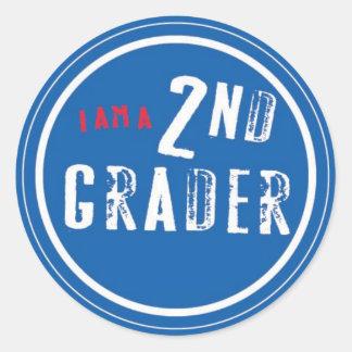 Second Grader Sticker
