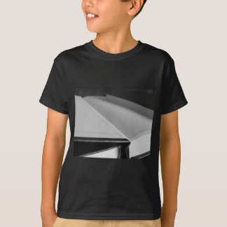 Second hand books with blank pages on a table T-Shirt