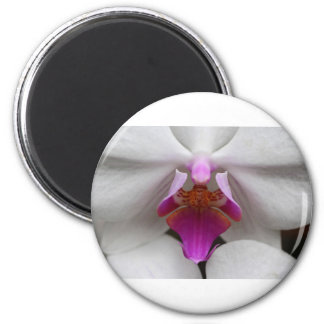 Second Hand Heart 2 Inch Round Magnet