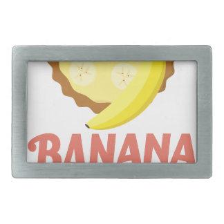 Second March - Banana Cream Pie Day Belt Buckles