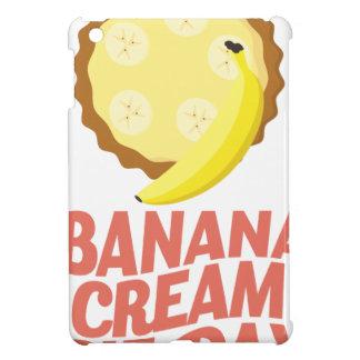 Second March - Banana Cream Pie Day iPad Mini Covers