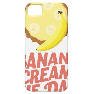 Second March - Banana Cream Pie Day iPhone 5 Case