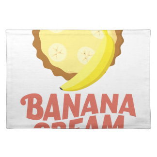 Second March - Banana Cream Pie Day Placemat