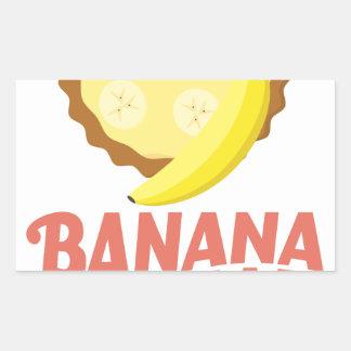 Second March - Banana Cream Pie Day Sticker