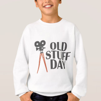 Second March - Old Stuff Day Sweatshirt