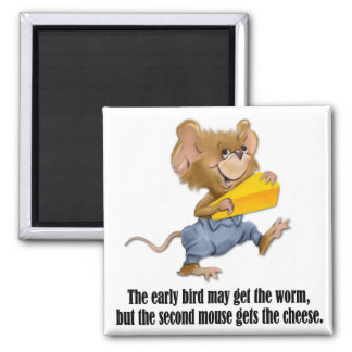 Second Mouse Magnet