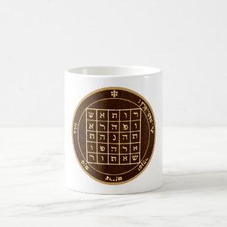 Second Pentacle of Saturn Coffee Mug