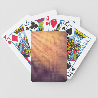 Second Sons Bicycle Playing Cards