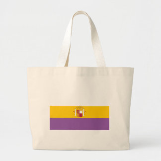 second-spanish-republic-Flag Large Tote Bag