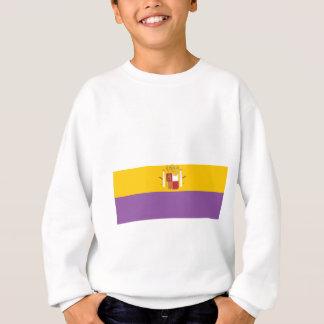second-spanish-republic-Flag Sweatshirt