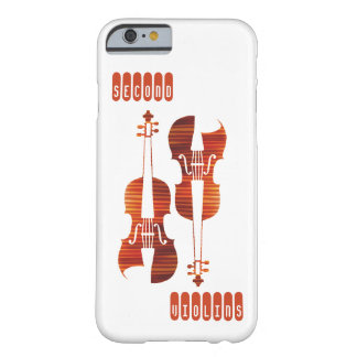 Second Violins Barely There Smartphone Case