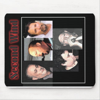 Second Wind Mousepad