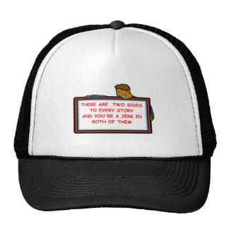 secousse casquettes de camionneur