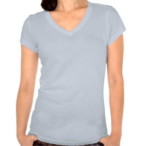 Secousse de bowling de mars de T-shirt