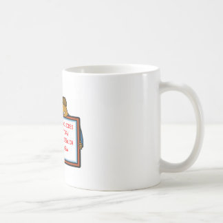 secousse tasse à café