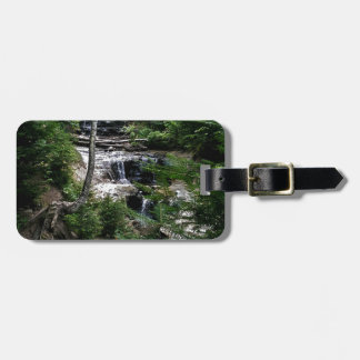 Secrect waterfall bag tag