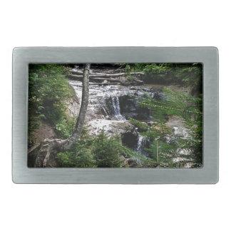 Secrect waterfall belt buckles
