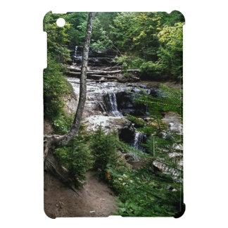 Secrect waterfall iPad mini covers
