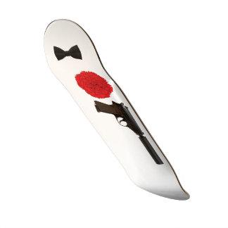 Secret Agent Skate Board Decks