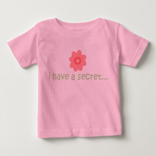 Secret Big Sister Baby T-Shirt