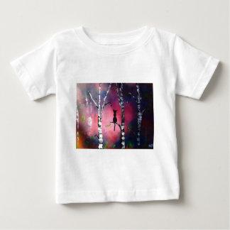 Secret Birch Forest Baby T-Shirt