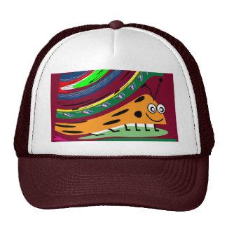 SECRET Bug Art KIDS love Lady Bug LADYbug Mesh Hats