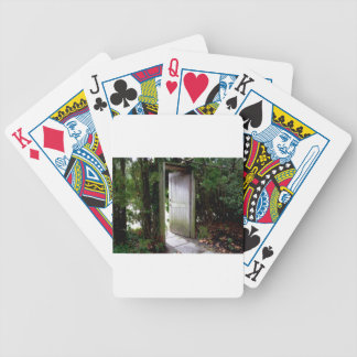 Secret Garden 1 Bicycle Playing Cards