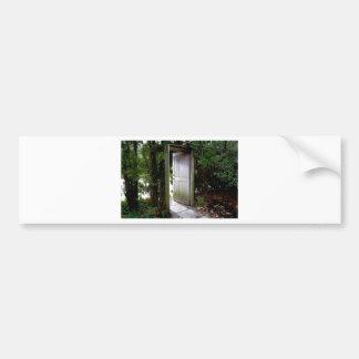 Secret Garden 1 Bumper Sticker