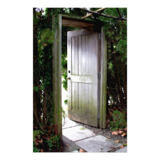 Secret Garden 1 Stationery