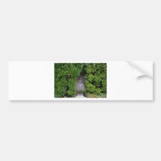 Secret Garden 2 Bumper Sticker