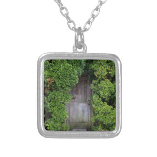 Secret Garden 2 Silver Plated Necklace