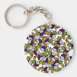 Secret Garden #6 Basic Round Button Keychain