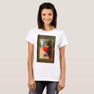 Secret Garden Book Cover T-Shirt