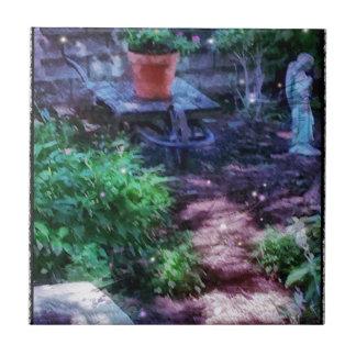 Secret Garden Ceramic Tile