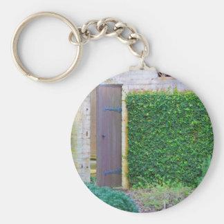 Secret Garden Keychain
