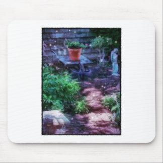 Secret Garden Mouse Pad