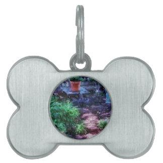 Secret Garden Pet ID Tags