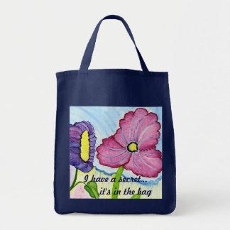 Secret grocery bag