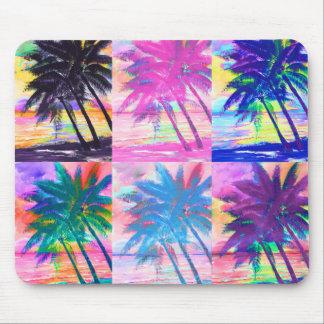 Secret-Island Palms  mousepad
