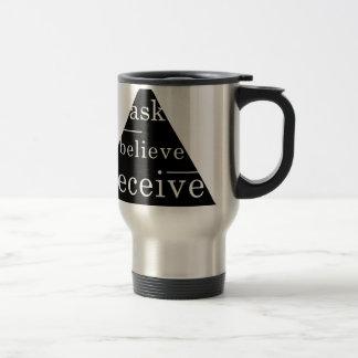 Secret law of attraction mugs
