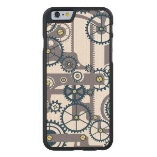 Secret mechanism Case2 Carved® Maple iPhone 6 Case