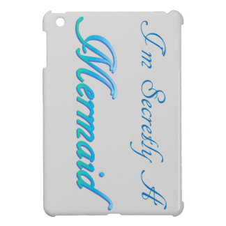 Secret Mermaid Case For The iPad Mini