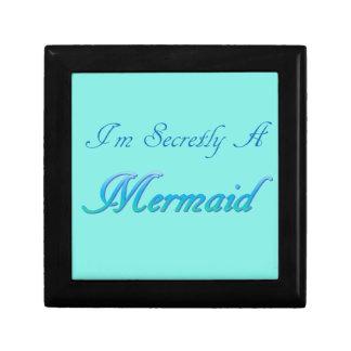 Secret Mermaid Gift Boxes
