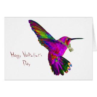 secret messanger, valentine's day edition card