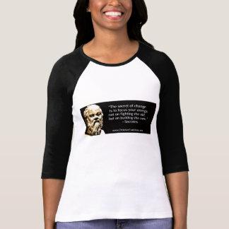 Secret of Change T-Shirt