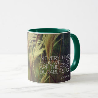 Secret Of Durable Success Mug